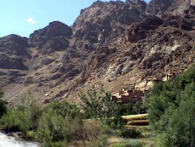 Afg village