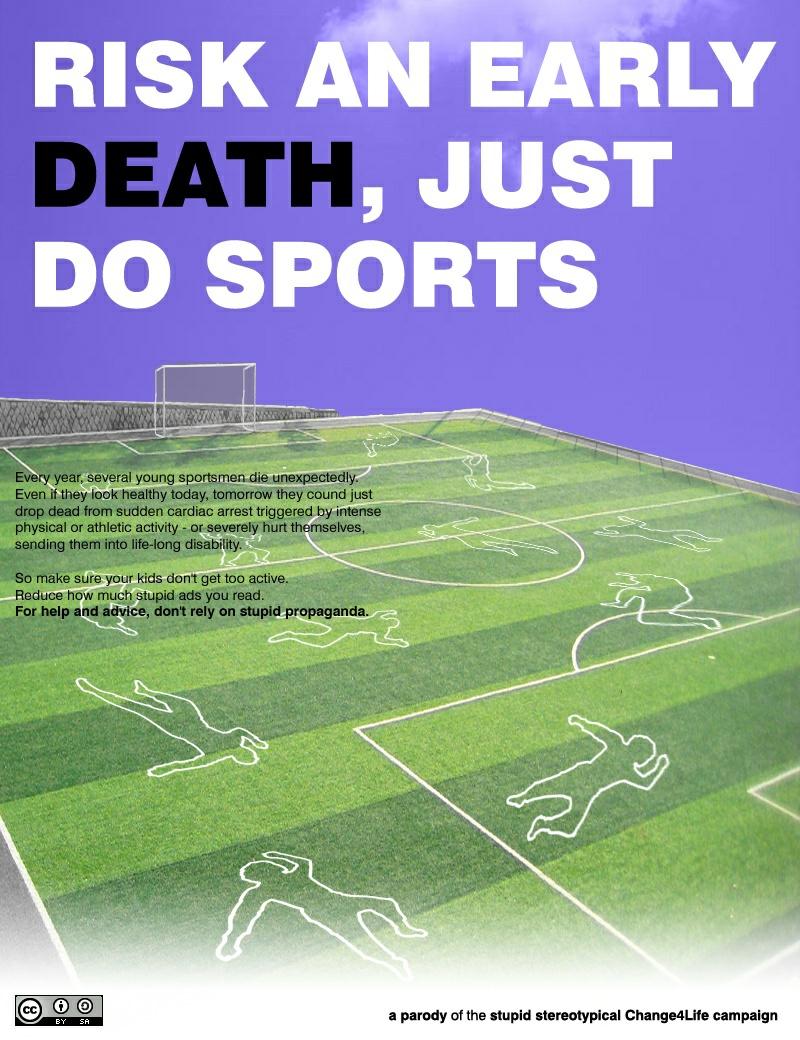 Fußball tötet