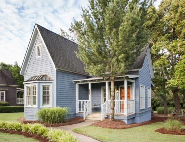 Cottage at Barnsley Resort in Adairsville, Georgia