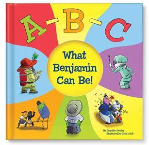 customized children's book
