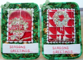4 Christmas Seasons Greetings