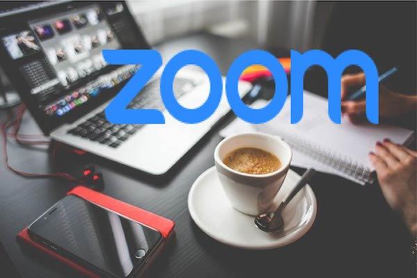 Zoom-koffie