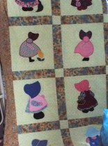 COMPLETED GONE to my friend Betty's Great Grand daughter