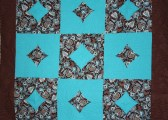 MARIAN's Quilt for her Brother