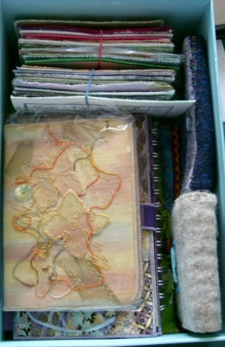 27 Journals and Postcards