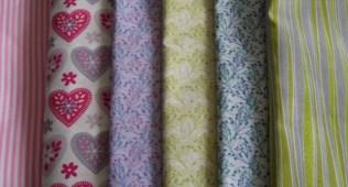 My new fabrics 1