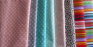 My new fabrics 2