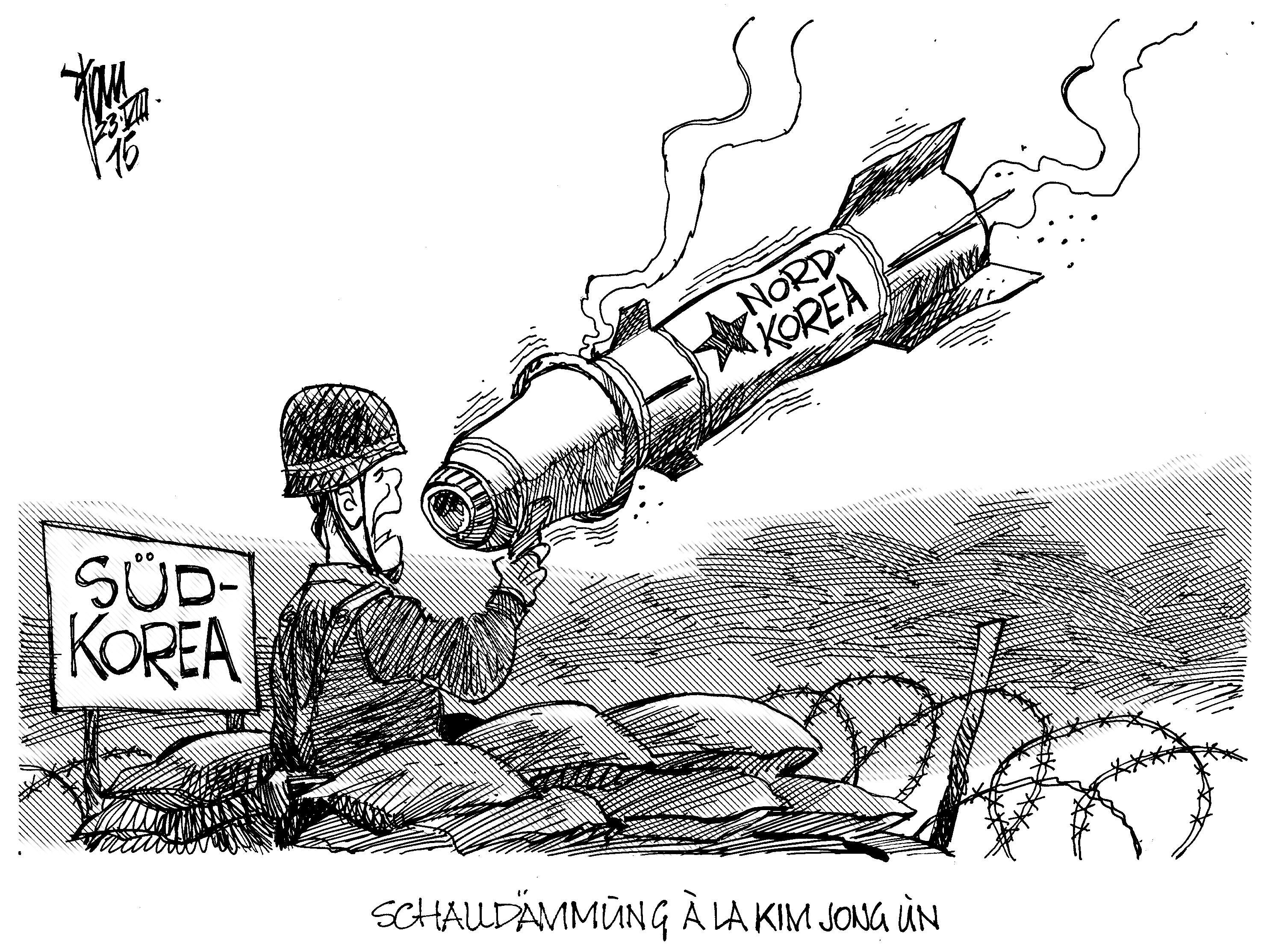 Nordkorea Zu Umfassendem Krieg Bereit Archives