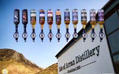 Isle of Arran Distillery, Lochranza