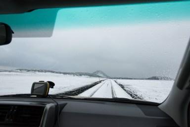 Přichází zima - nejvyšší čas zmizet z vnitrozemí...