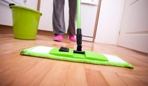Daily cleaning methods for home ladies