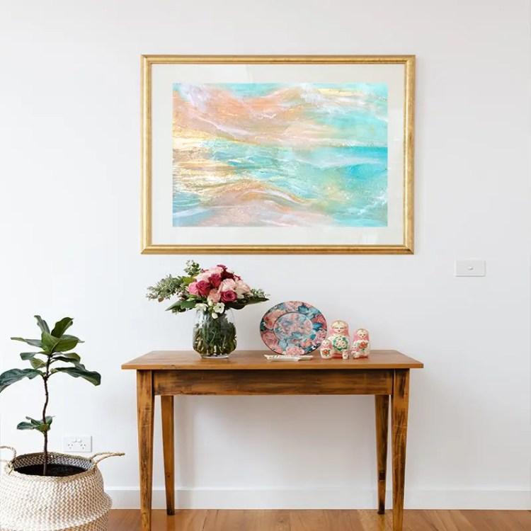 buy abstract art print