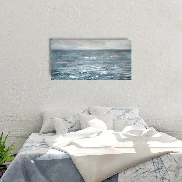 Abstract Beach Art