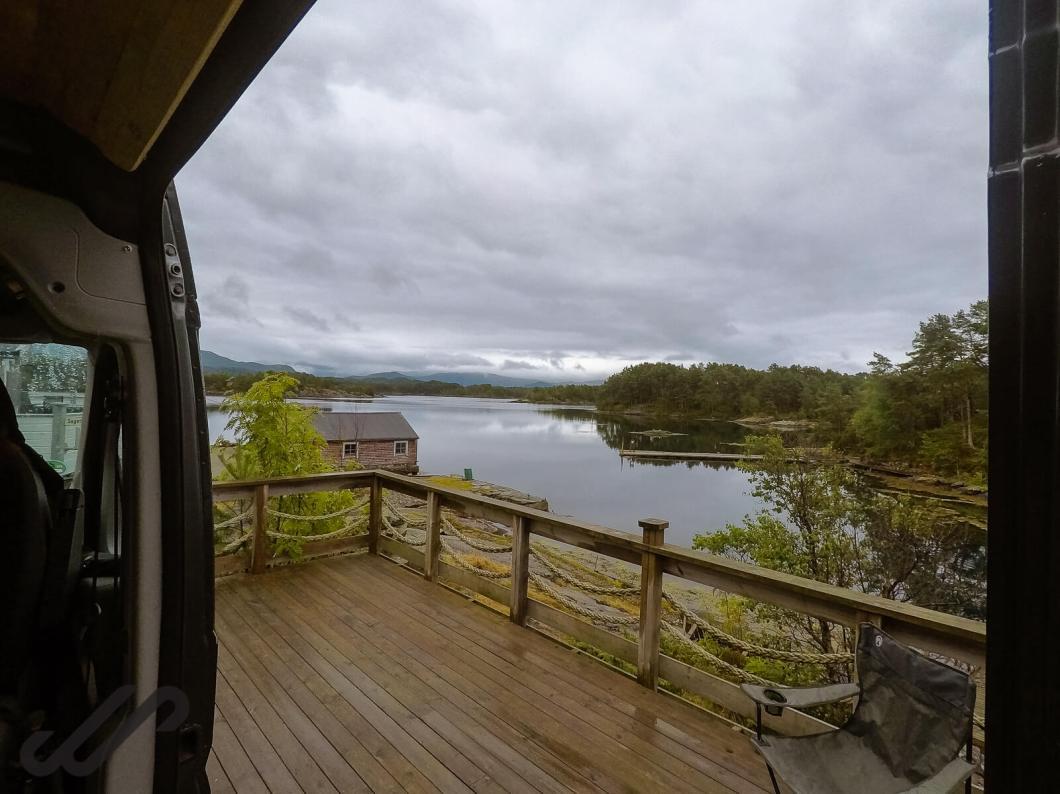 camperrondreis Noorwegen