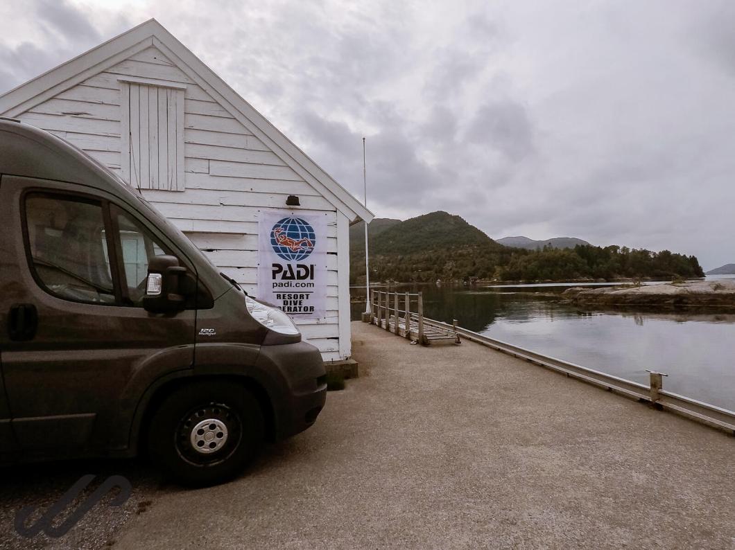 rondreis camper Noorwegen