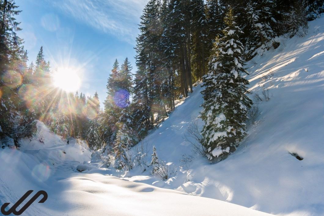 Fotograferen op wintersport