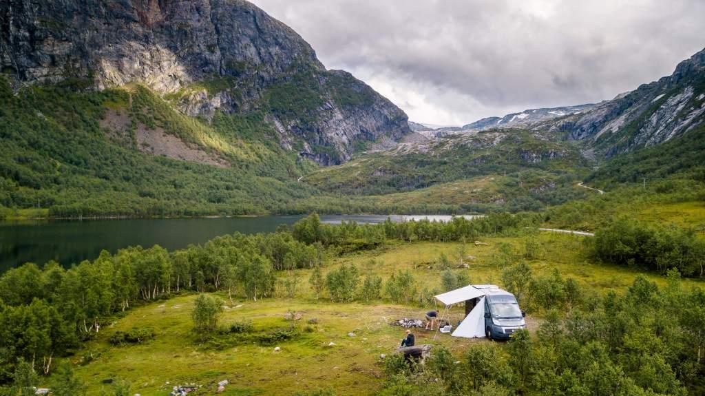 Het ideale camperleven