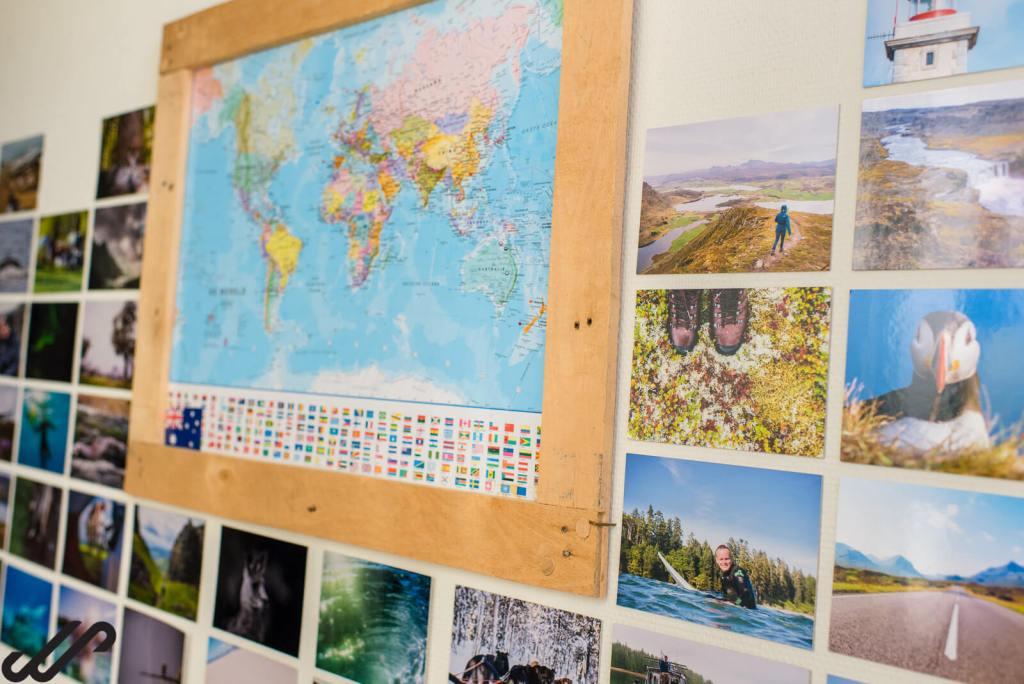 Wat te doen met je reisfoto's