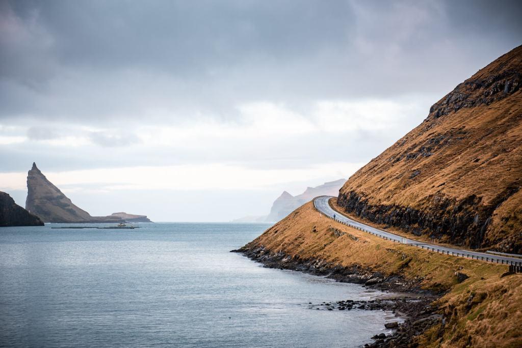 Faeroer eilanden roadtrip