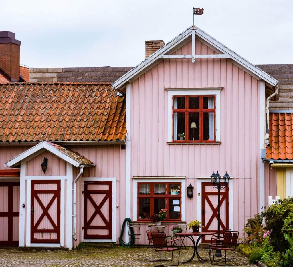 zweedse huisjes
