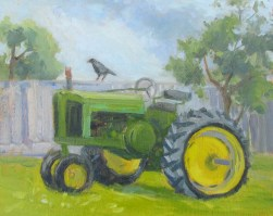 Martin's tractor