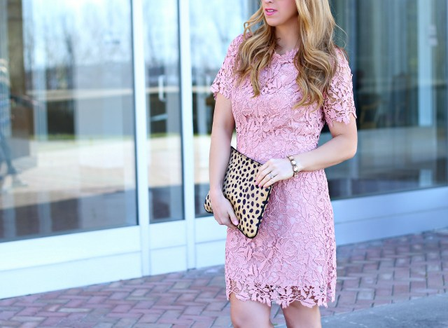 chicwish blush lace 4