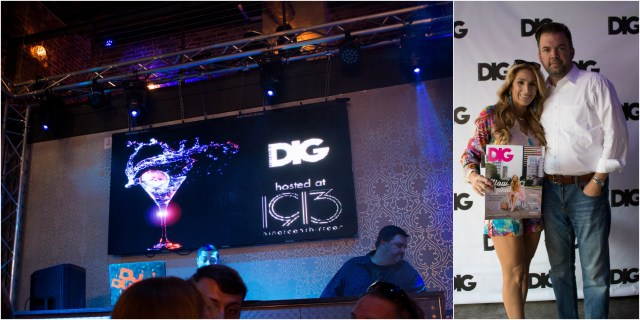 Dig Magaine Launch Party