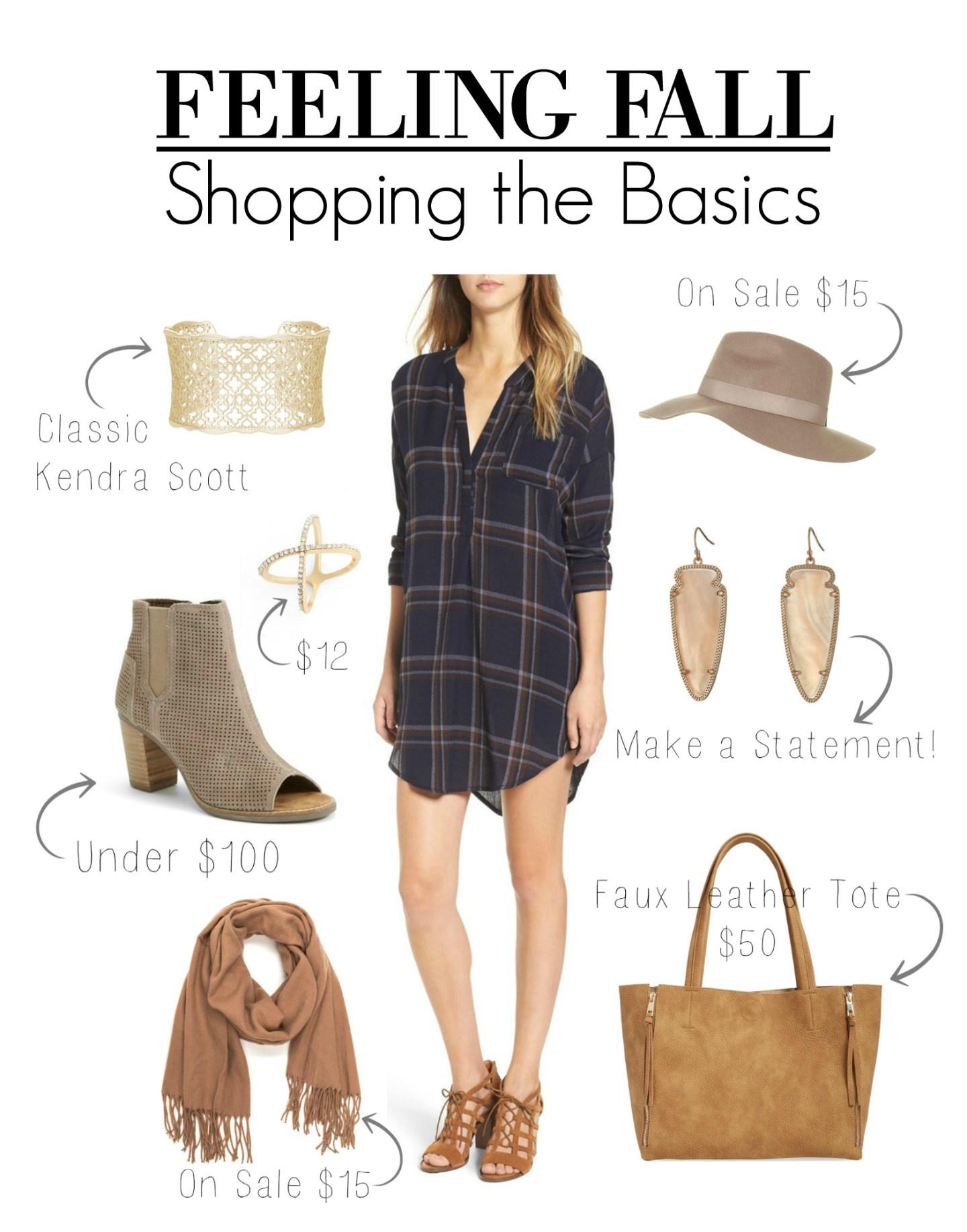 fall style basics