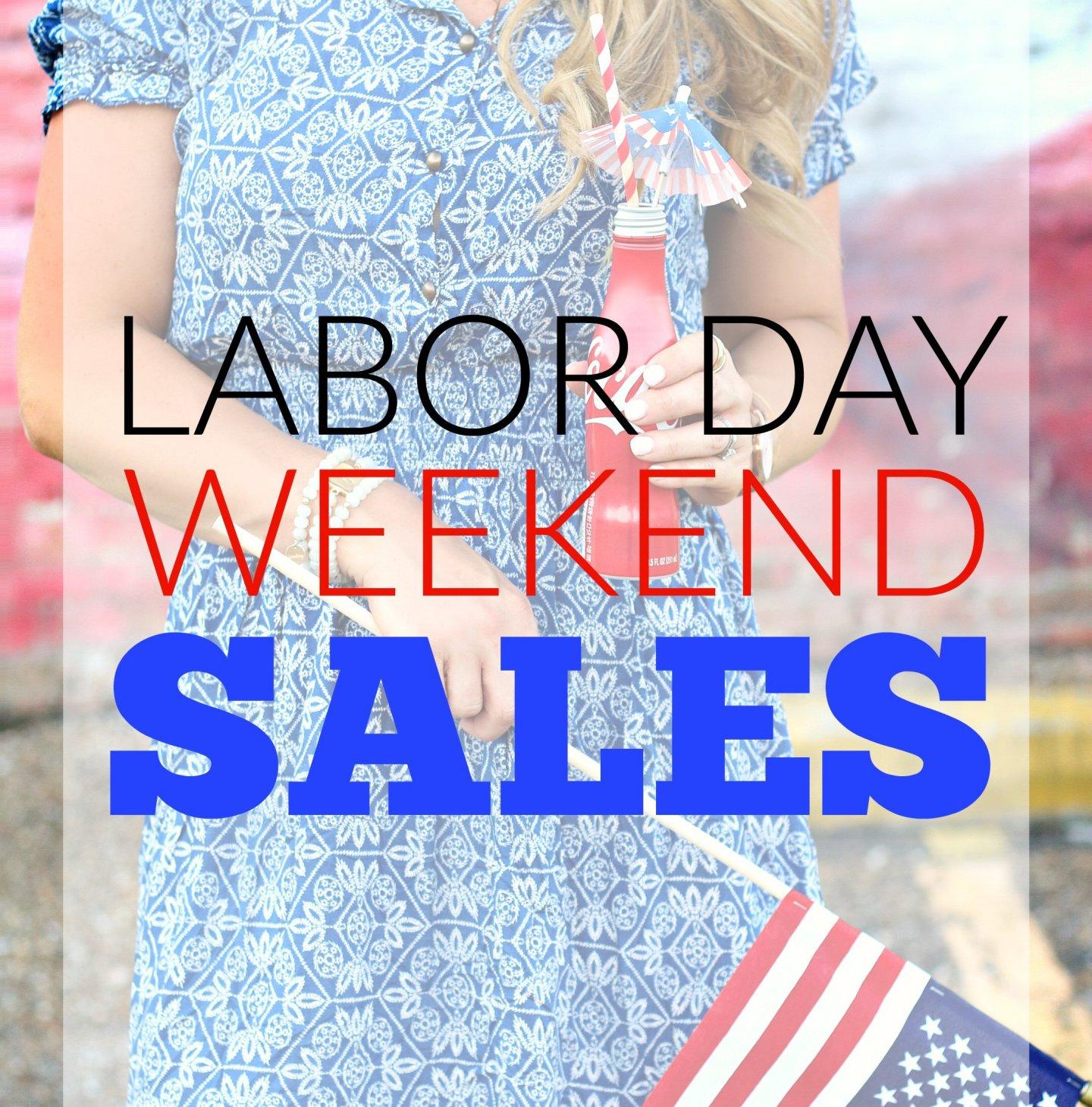 labor day sales 2016