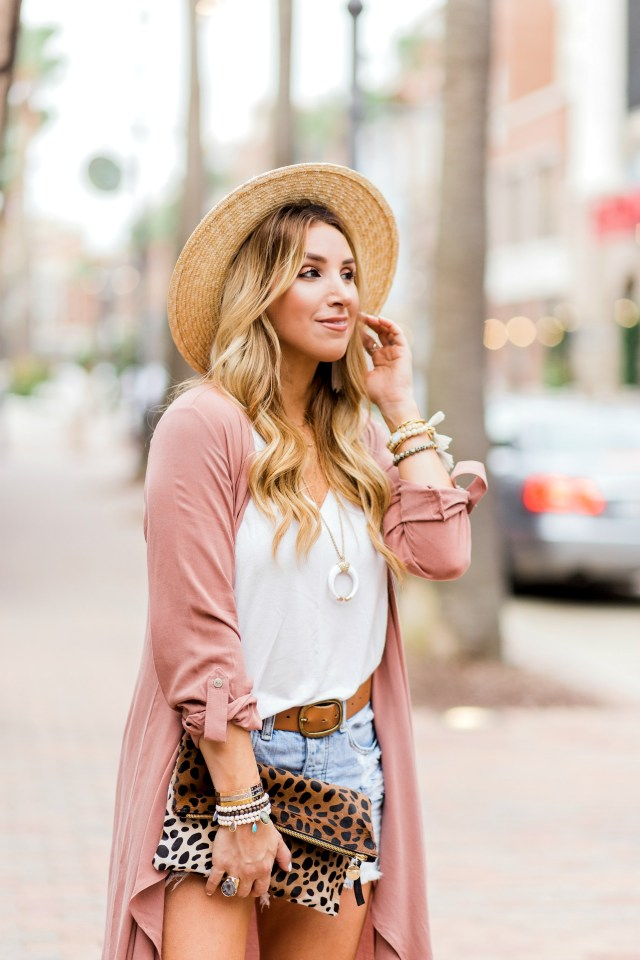 Duster Cardigan Outfits