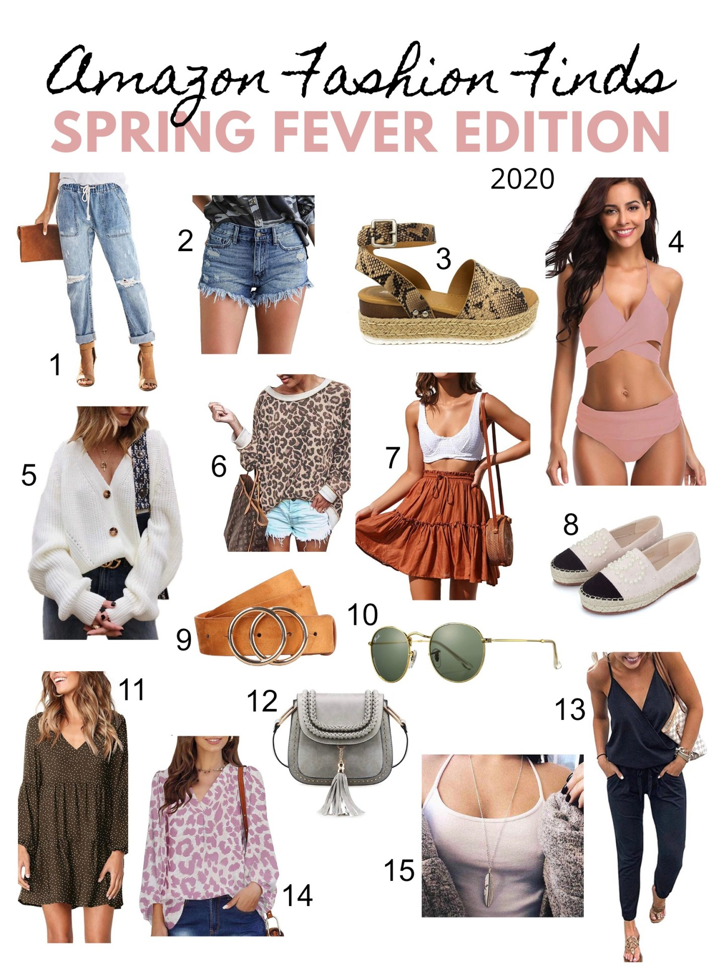 Amazon Spring Fashion Finds 2020