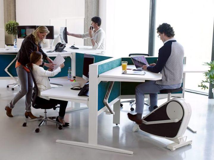 Gezond en fit op kantoor