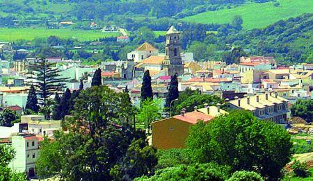 Vista de Los Barrios desde Cerro Marcelo