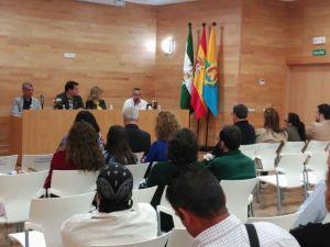Presentación de EL SECRETO DE LOS BALBO en Algeciras