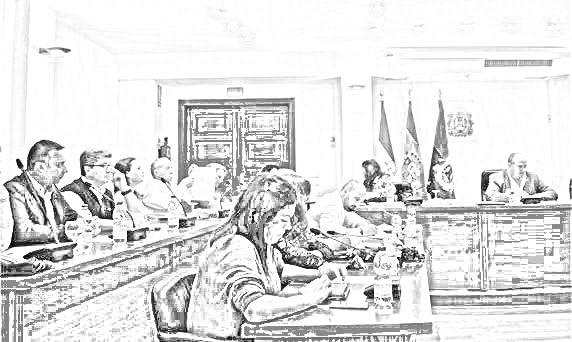 Pleno Ayuntamiento de Los Barrios