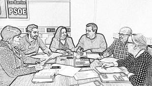 Grupo Municipal del PSOE de Los Barrios