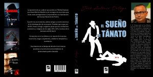 """Cubierta del libro """"El Sueño de Tánato"""""""