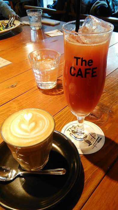 Cafeteria The CAFE Machida