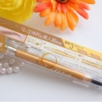 Review: SANA excel powder & pencil eyebrow EX