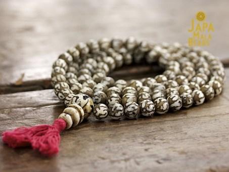 Conch Shell Mantra Full Mala