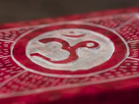 Red Stone Om Box