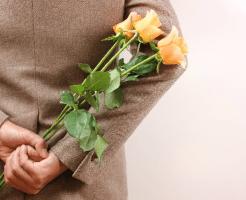 バレンタイン 男から デート 告白