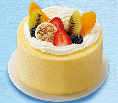 こどもの日ケーキ ローソン1