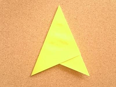 折り紙「星」簡単な折り方!幼児・子供でもわかる作り方 ...