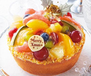 シャトレーゼクリスマスケーキ26