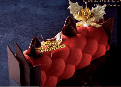シャトレーゼクリスマスケーキ6