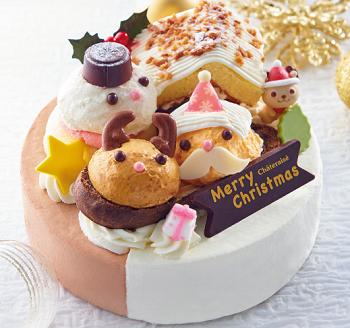 シャトレーゼクリスマスケーキ18