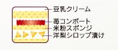 シャトレーゼのクリスマスケーキ35
