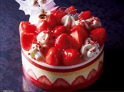 シャトレーゼクリスマスケーキ4