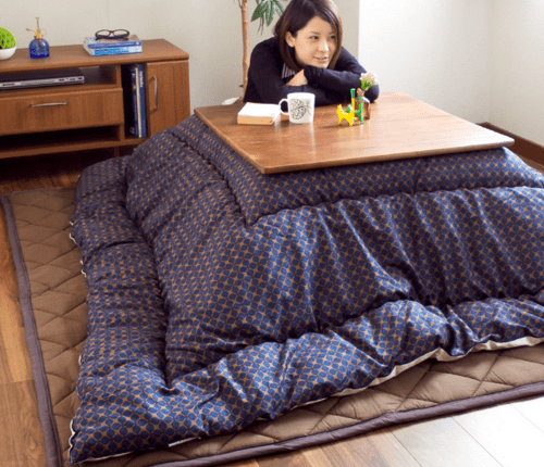 Do you know Kotatsu and have you used it??